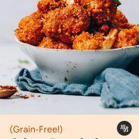 Crispy Breaded Cauliflower Wings | Minimalist Baker Recipes