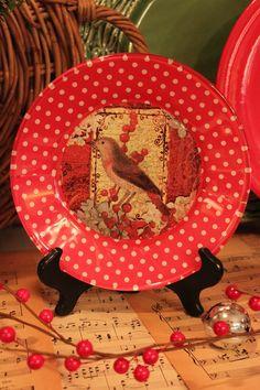 Handmade Plates - Co