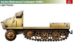 leichte Wehrmacht Schlepper (leWS)