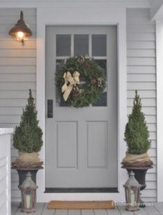 The joys of a wreath