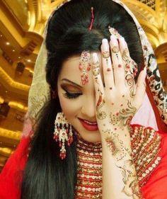 Latest Bridal Mehndi Designs!
