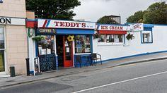 Teddy's ice cream, Dun Laoghaire