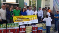 Entidades municipales realizan operativo en Salcedo