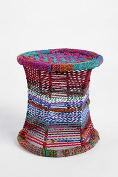 Marketplace Woven Table - Urban Outfitters