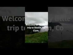 Trip to Dooling, The Cliffs of Moher, The Wild Atlantic Way. The beautiful sea Cliffs of Moher in Co Clare, Ireland. With breathtaking views all around. Sea Cliff, Cliffs Of Moher, Places To Visit, Scenery, Boat, Youtube, Travel, Beautiful, Dinghy