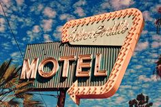 Silver Saddle Motel by TooMuchFire, via Flickr