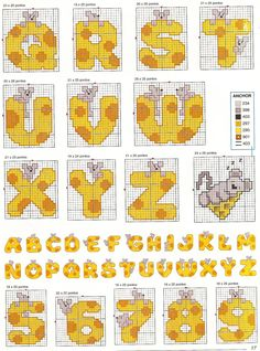 Mouse with Cheese alphabet Cross Stitch Numbers, Cross Stitch Letters, Cross Stitch Cards, Cross Stitching, Embroidery Alphabet, Learn Embroidery, Cross Stitch Embroidery, Beading Tools, Cross Stitch Kitchen