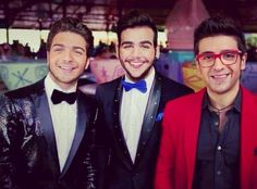Is there a more perfect photo? ⭐️IL VOLO⭐️