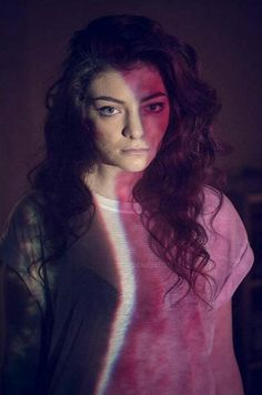 Lorde for The Music Magazine
