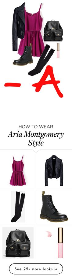 """""""Aria Montgomery// read d"""" by judebellar03 on Polyvore"""