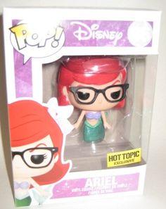 Hot Topic Ex. Pop! #66 Disney Ariel