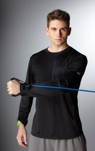 New Balance Tempo Long Sleeve Performance T-Shirt How To Do Yoga, Workout Shirts, New Balance, Perfect Fit, Athlete, Long Sleeve, Mens Tops, Style, Fashion