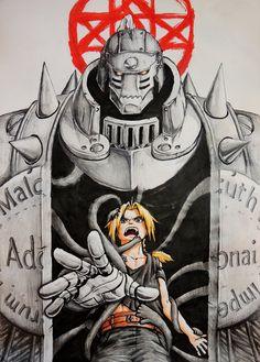 Fullmetal Alchemist by Eli-riv on DeviantArt