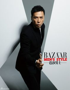 bazaar donnie yen
