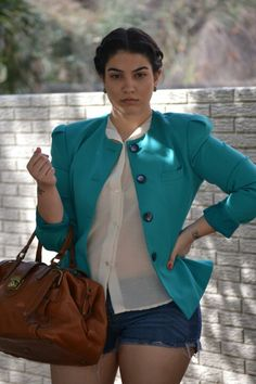 Jacket is swerv