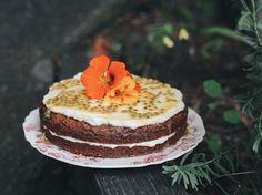 Coconut Cake Recipe with Tangy Yoghurt - Viva