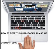How to reset a MacBook