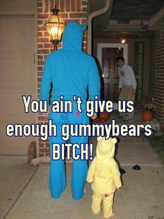 # funny# lol# hilarious# lmao# gummybears