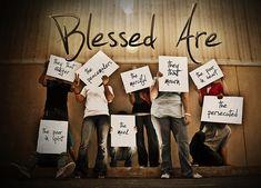 Blessed Are Sermon Series Graphic by Joe Cavazos, via Flickr