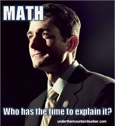 http://underthemountainbunker.com/2012/10/01/paul-ryan-it-would-take-me-too-long-to-go-through-all-of-the-math/  Bill Clinton does!