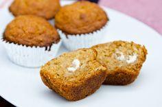 (Healthy) Honey Oat Muffins