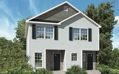 View our numerous modular home floor plans and elevations, like this Landon.