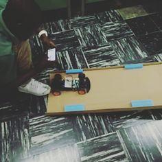 My students having fun with Arduino and BLDC racing kit! #instructor #micro #electronics #idea#circuit #Arduino  #microocomputer #technology #SJPP #Barbados #hardwareengineering #computerengineering #justbraf #microcomputertechnology #learning #sjppolytechnic #arduino #electronics #hardwareengineering #computerengineering #justbraf #microcomputertechnology #learning #sjppolytechnic by justbraf