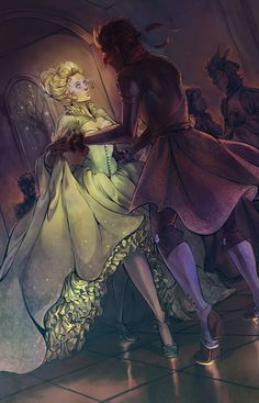 The Worn-Out Dancing Shoes by *Alicechan on deviantART