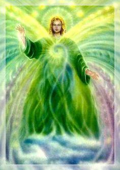 Cualidades del Arcangel Rafael. La Magia del Arcángel Rafael se destaca por la Curación, Consagración y la Verdad. Es uno de los 7 Rayos del Universo