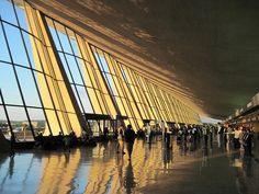 International Airport of Dulles, Eero Saarinen