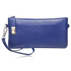 Bijou - Small Genuine Leather Messenger Handbag