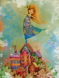 Karin Taylor ilustradora Infantil