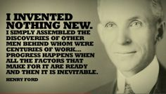 Ford Quotes Custom Pinroger M On Henry Ford & His Vision  Pinterest  Henry Ford .