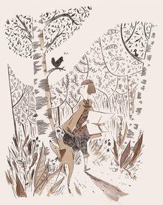 Illustrator Roman Muradov | ILLUSTRATION AGE