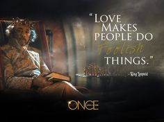 Once_foolish - Once Upon A Time Quotes - Once Upon a Time - ABC.com