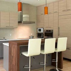 Luxury Small Kitchen Stylist And Luxury Small Kitchen Bar Chairs - What You Do Not Know About Kitchen Bar Design Ideas May Shock You If you're looking to remodel your kitchen, you should think about incorporating one into your design. If you aren't int… Small Kitchen Bar, Small Modern Kitchens, Kitchen Bar Design, Kitchen Island Bar, Wooden Kitchen, Home Kitchens, Kitchen Modern, Kitchen Cabinets, Modern Bar