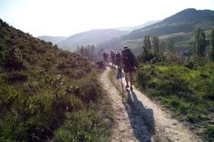 Camino de Santiago or The Way of St. James. A pilgrimage across Spain that has existed for over 1,000 years. You stay in hostels and eat with the locals from small villages that you pass through. Definitely on my bucket list!
