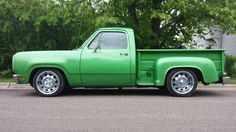 '72-'80 Dodge take out the step side bed. Perfect color for my truck