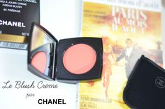 Le Blush Crème de Chanel // N°62 Présage