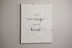 theDIYdiary: Do It Yourself: Quote Canvas