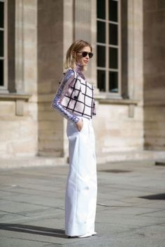 Street Style at Paris Fashion Week Fall*Winter 2015 DresStyle Magazine