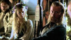 Georgia Hirst stars as Torvi is History Channel's Vikings