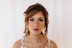 MAKEUP: @jenmariebeauty_ HAIR: @leahthehairartist Camisole Top, Bride, Tank Tops, Makeup, Hair, Instagram, Women, Fashion, Wedding Bride