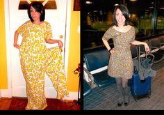 Jillian Owens recently completed a personal challenge to remake a piece of clothing every day for a year.