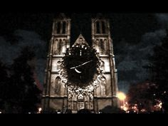 Awesome 3D projection mapping, the SIGNAL Festival, Prague, Kostel svaté Ludmily, 2013 - YouTube