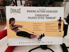 Exercise Equipment, Rowing, Laptops, At Home Workouts, Pilates, Cardio, Thighs, Spa, Entertainment
