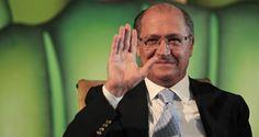 PSDB de São Paulo lança Alckmin como candidato em 2018 | Geraldo Alckmin