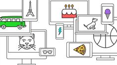 AutoDraw, ahora Google convierte tus garabatos en dibujos de verdad