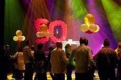 Jubileumfeest... 50 jaar: Gold Fever!
