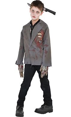 How To Make A Convincing Zombie Costume In 30 Minutes (Or Less ...